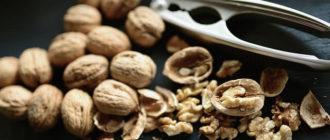грецкие орехи польза и вред для мужчин