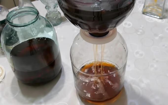 настойка кедровых орехов на водке