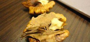 Перегородки грецкого ореха лечебные свойства