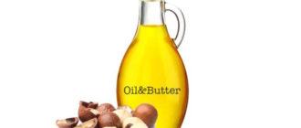 Применение масла ореха макадамии