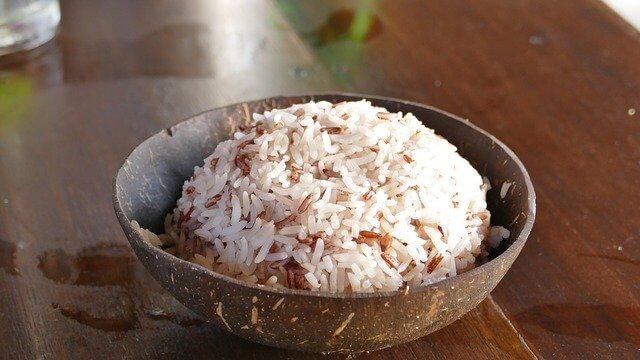 рис в кокосовом молоке